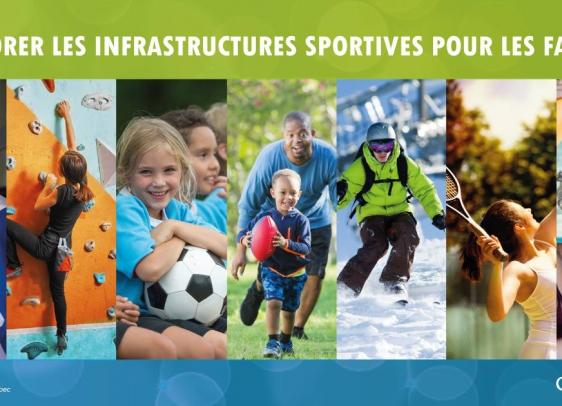 Améliorer les infrastructures sportives et récréatives pour les familles