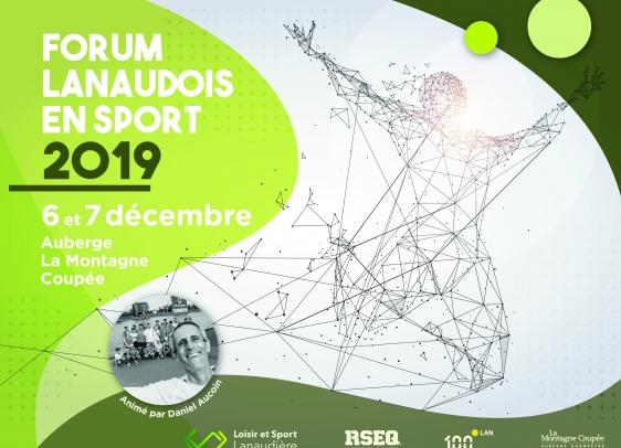 Forum lanaudois en sport
