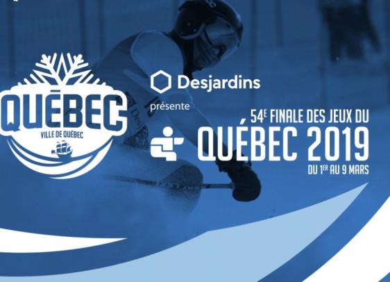 Jeux du Québec – hiver 2019