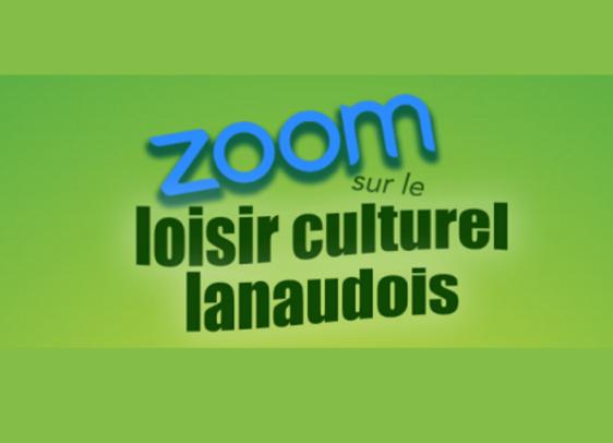 Zoom sur le loisir culturel! Activités virtuelles de réseautage du 2 au 5 février 2021